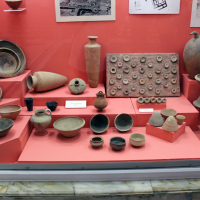 Artifacts in the Sanliurfa Museum