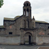Old church in Derinkuyu
