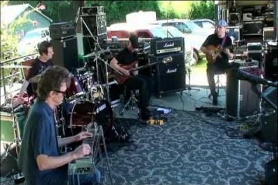 Barry Cleveland's Hologramatron @ Prog Day 2010