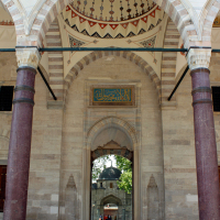Süleymaniye Mosque in Istanbul