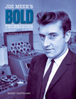 Joe Meek's Bold Techniques Cover