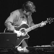 Guitarist Erdem Helvacioglu