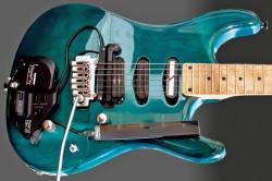 Mark Wingfield's Patrick Eggle Guitar.