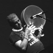 Drummer & percussionist Rick Walker