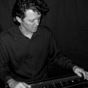 Pedal-steel & lap-steel guitarist Robert Powell