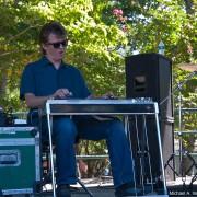 Robert Powell performing at ProgDay