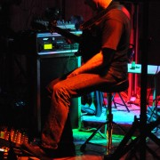 Barry Cleveland at the Y2K13 Live-Looping Festival