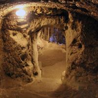 Underground city of Derinkuyu
