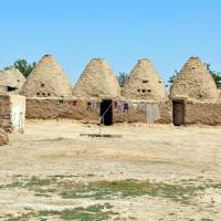 """Beehive"" huts in Harran"