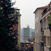 Istanbul side street