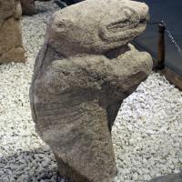 An artifact from Göbekli Tepe in the Sanliurfa Museum