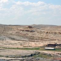 View from Soğmatar hill.