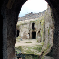 The ancient underground city of Yeralti Sehri